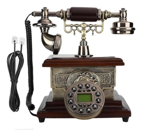 Dial Giratorio Auricular, Antiguo Dial Fijo Para Oficina En