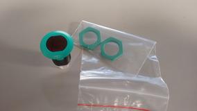 Sensor Óptico De Barreira Para Reflexão Glv 18-55/73/120