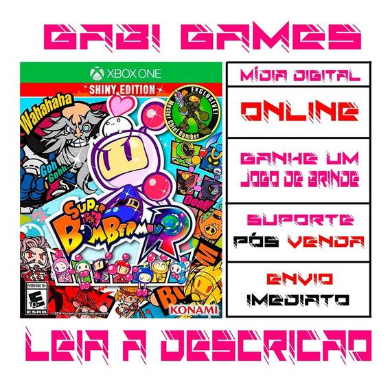 Super Bomberman R - Xbox One - Midia Digital Online + Brinde