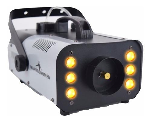 Maquina De Humo 1000 Watts Alambrica Inalambrica Con Led