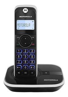Teléfono inalámbrico Motorola GATE4500 negro