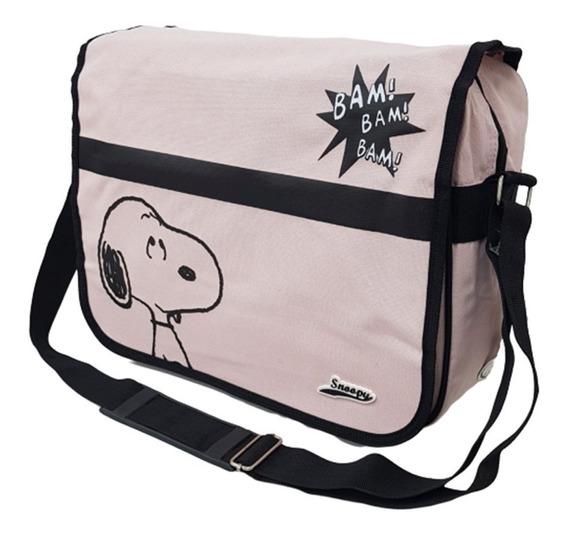 Divino! Morral Bolso Snoopy Bomcaa 100% Original Importado