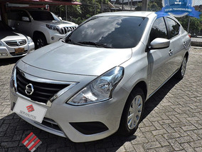 Nissan Versa Advance Mt 1.6 2017 Jcn281