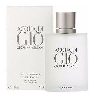 Acqua Di Gio Armani Masculino Eau De Toilette 100ml Original
