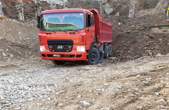 Camión Hyundai 370 Dump