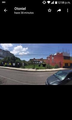 Renta De Terreno En Puebla Colonia Chulavista