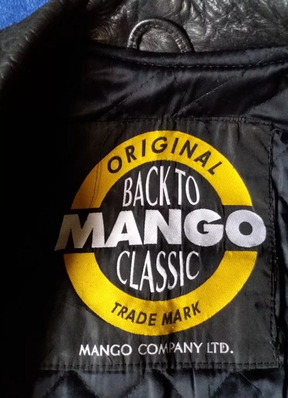 Chaqueton Mango