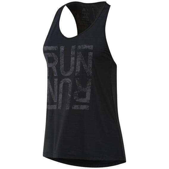 Musculosa Running Reebok Tank Run Graphic Mujer