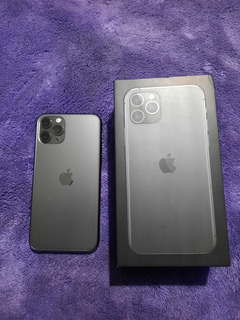 iPhone 11 Pro 256gb Color Space Gray Precio Dolar $$