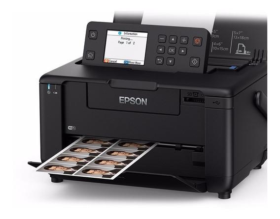 Mini Impressora Fotográfica Picturemate Pm525 10x15 13x18