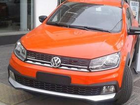 Okm Volkswagen Saveiro Cross Cabina Doble Fcio Dni 75