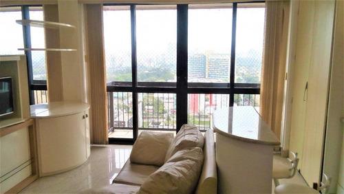 Imagem 1 de 30 de Apartamento Para Locação, Próximo A Unifesp, Iamspe E Aacd, Vila Clementino- São Paulo/sp. - Ap1363