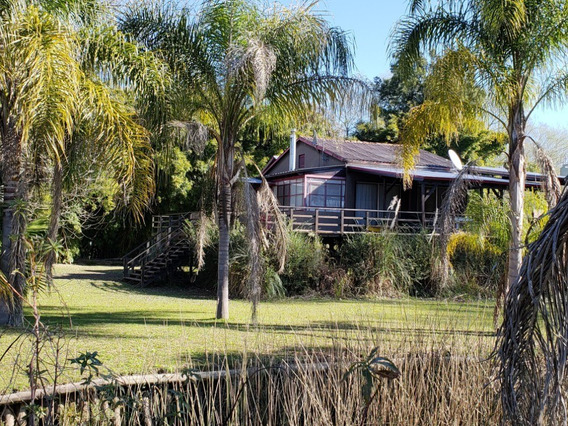 Venta O Permuta De Casa En Islas Del Delta Arroyo Chana