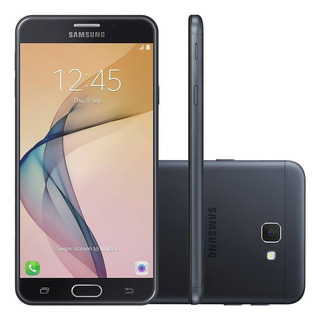 Celular Smartphone Samsung Galaxy J7 Prime 32g Preto Vitrine