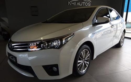 Toyota Corolla Se-g 1.8 Cvt 2016 Usado Impecable Contado