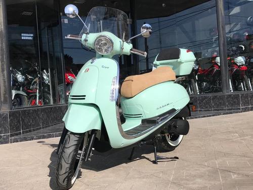 Scooter Beta Tempo Deluxe 150cc 0km
