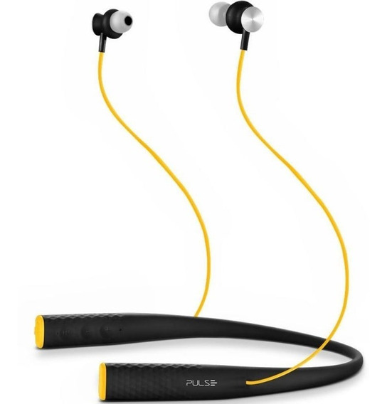 Fone Pulse Earphone Rubber Ph240 Arco Bluetooth