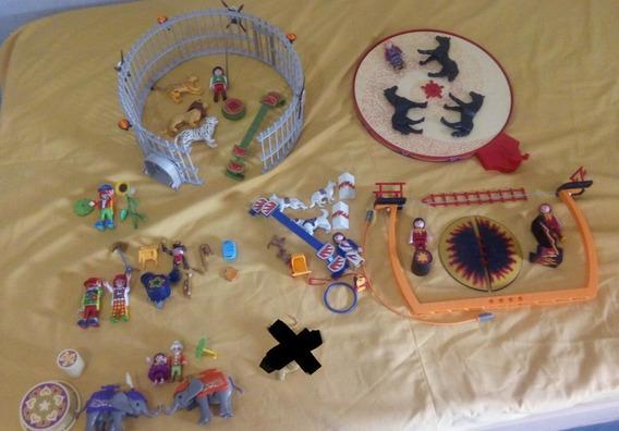 Coleção Circo Playmobil - 7 Sets