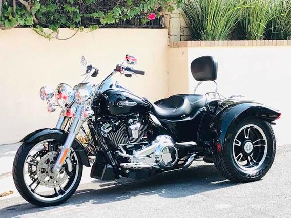 Harley-davidson Trike Freewheler 2018 Equipada Oportunidad