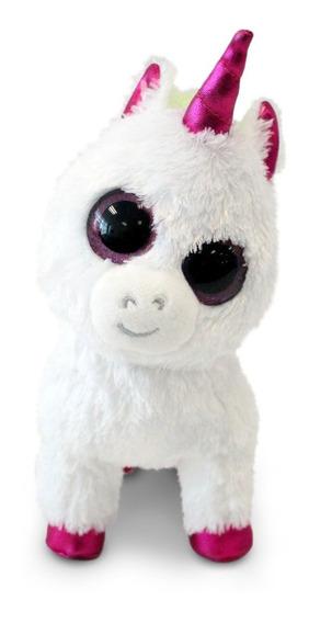Peluche Shinymals Unicornio Uma 6 Pulgadas