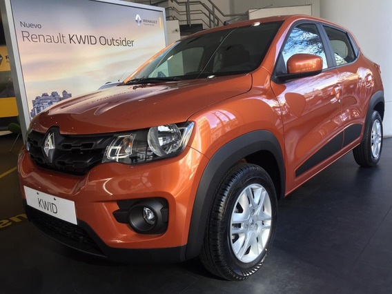 Auto Renault Kwid 0km Intens Full 2020 No Fiat Mobi Up Vw 19