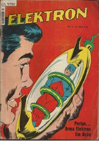 Hq Elektron Nº 8 Gil Kane (ed. Ebal) 1968