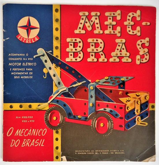 Mec Bras Estrela Catalogo Manual De Montagem 9113