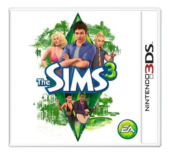 The Sims 3 - 3ds - Usado