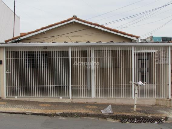 Casa Para Aluguel, 2 Quartos, 2 Vagas, Jardim São Paulo - Americana/sp - 10988