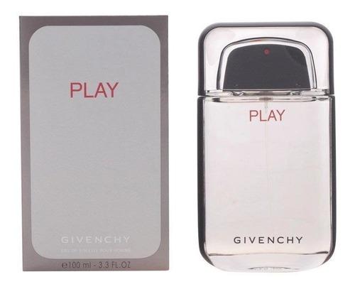 Perfume Givenchy Play Men X100ml Edt