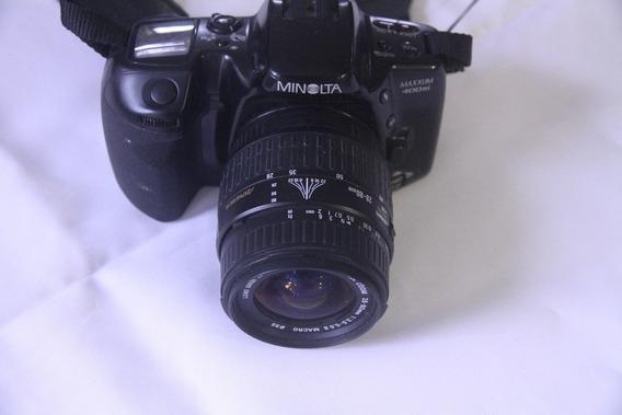 Máquina Fotografica Minolta 400 Si