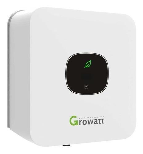 Inversor Growatt C/ Conexión A Red - 3600w - 2 Entradas Mppt