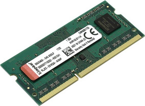 Memoria P/note 4gb Kingston Ddr3 1600mhz Kvr16ls11/4