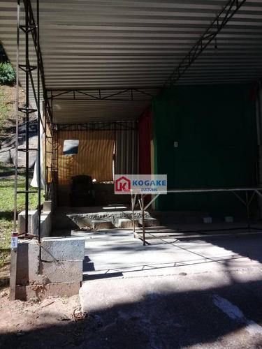 Imagem 1 de 8 de Terreno À Venda, 300 M² Por R$ 175.000,00 - Buquirinha - São José Dos Campos/sp - Te0901