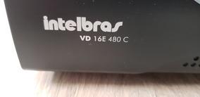 Dvr Intelbras Vd 16e 480 C - Com Hd