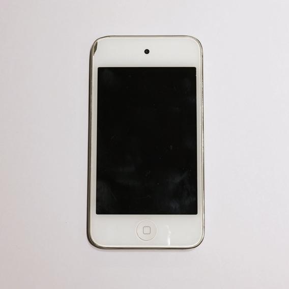 Apple iPod Touch 4 Geração 8gb C/ Caixa Manual E Carregador