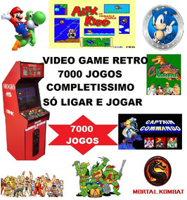 Gameboy E Mais 7000 Jogos Retrogame
