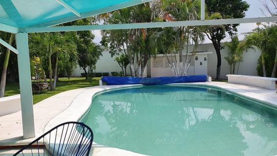 Paradisíaca Casa En Venta En Puente De Ixtla Morelos