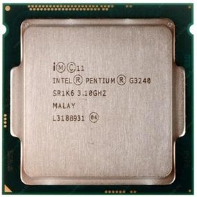 Processador Pentium G3240 3.10ghz Socket 1150