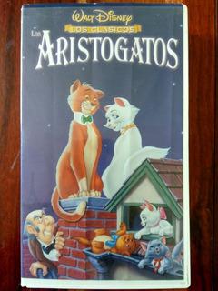 Los Aristogatos - Película Vhs Walt Disney
