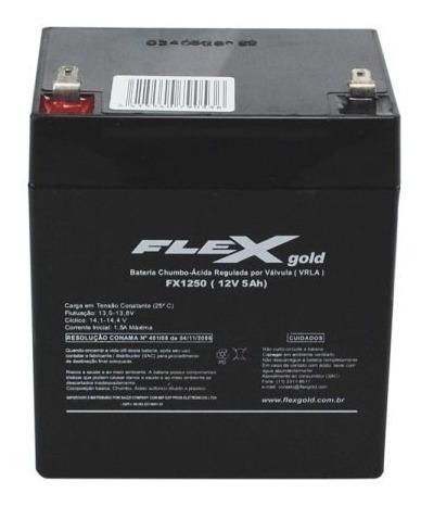 Bateria 12v 5a Selada Para Nobreak Estacionaria Fx-bs-1250