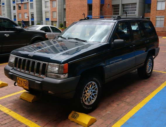 Jeep Grand Cherokee Laredo Zj 1999
