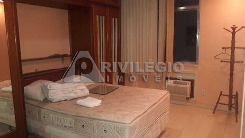 Apartamento À Venda, 4 Quartos, 1 Suíte, 1 Vaga, Flamengo - Rio De Janeiro/rj - 11060