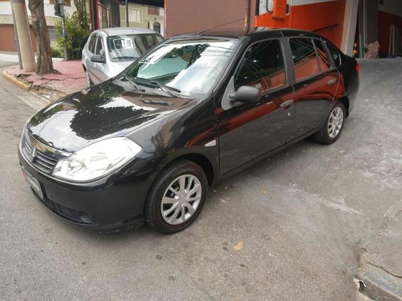 Renault Symbol 1.6 16v Expression Hi-flex 2011 46.000km!!!