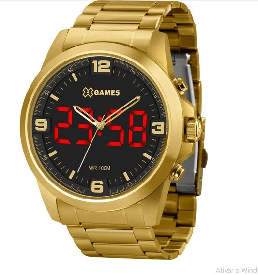 Relógio X Games Xmgsa007 P2kx = 08