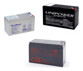Bateria 12 Volts 9 Amperes Unipower