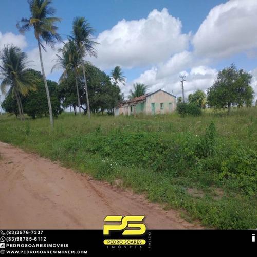 Imagem 1 de 3 de Sítio À Venda, 15000 M² Por R$ 125.000,00 - Zona Rural - Mari/pb - Si0024