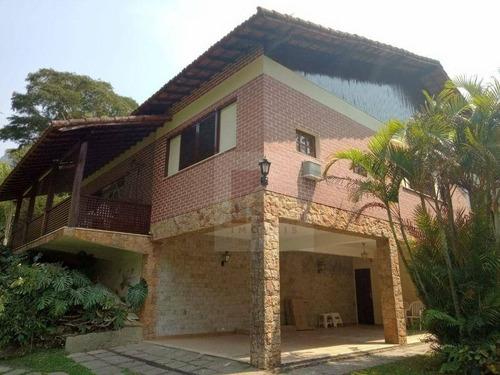 Imagem 1 de 30 de Casa À Venda, 266 M² Por R$ 1.500.000,00 - Granja Guarani - Teresópolis/rj - Ca1218