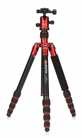 Mefoto Roadtrip Digitales/cámaras De Película Rojo - Trípode