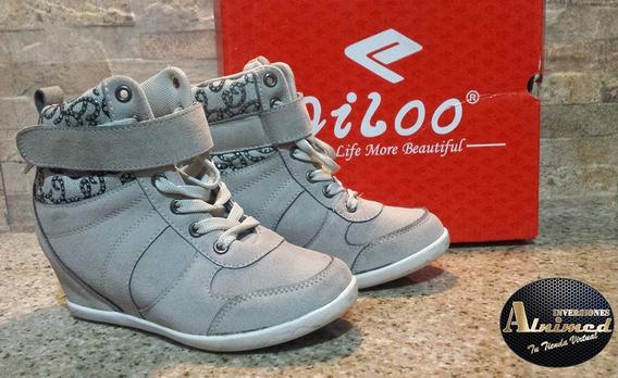 Zapatos Botin Niña Quiloo #33 12$vendo O Cambio